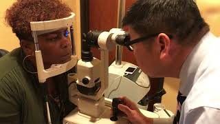Dr. Pang's Journey into Eye Care