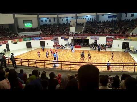 Semifinal: Satpol PP prov. kaltara Vs Bunyu Proliga Kapolda Cup Kaltara