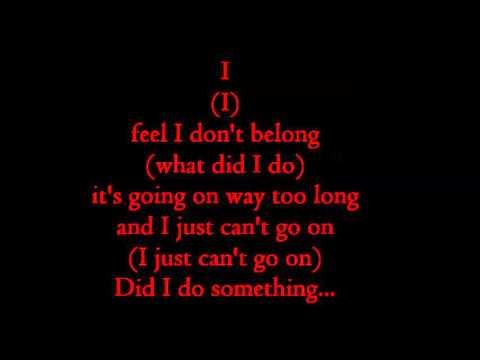 Tnt Tha Nasty Tone Ft Mz Jonez Did I Do Something Wrong Lyric Video Youtube