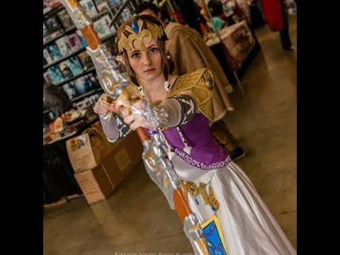 Princess Zelda Twilight Princess Cosplay Tutorial Part 3 3