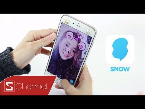 Schannel - Cùng Hải Yến trải nghiệm SNOW: Không có phụ nữ xấu, chỉ có phụ nữ không selfie bằng SNOW!