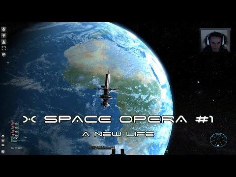 [X3LU] X Space Opera #1: A New Life