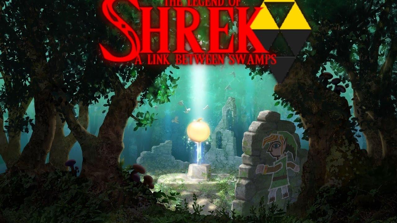Legend of Zelda: Ogrerina of Time