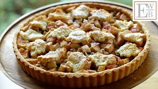 Beth's Apple Walnut Tart Recipe | ENTERTAINING WITH BETH