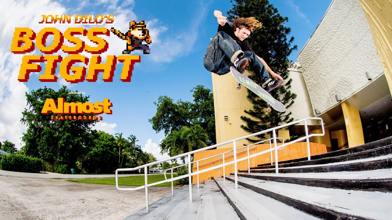 Almost Presents John Dilo's Boss Fight Part