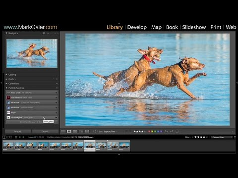 Publish directly to Social Media from Lightroom