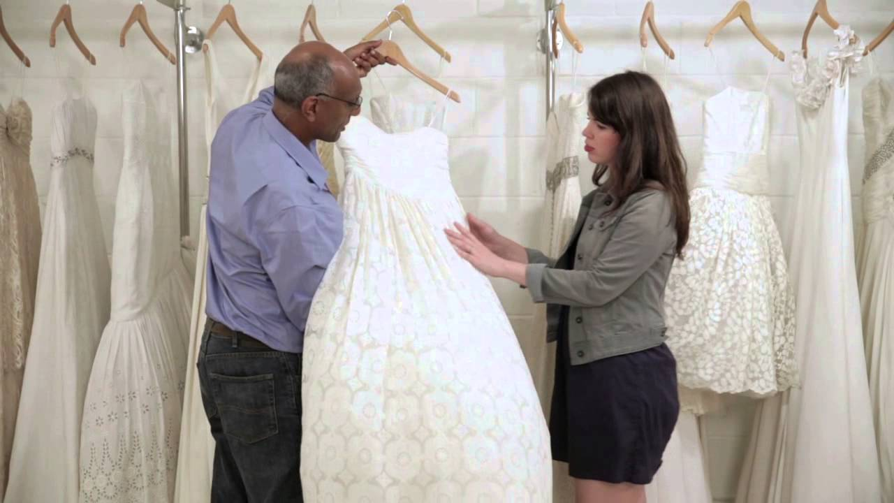 The Makers of the Most Comfortable Wedding Dresses Ever