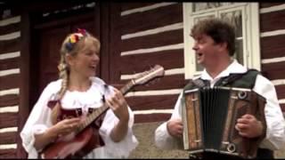 Kapesní kapela KAPKA Panenko modrooká