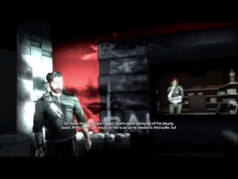 Splinter Cell Conviction Playthrough Mission 8 Third Echelon HQ 4/4 HD