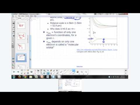 Physical Chemistry Lecture - molecules