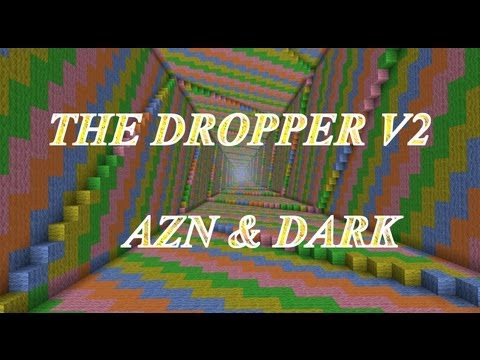[FR] Aznching & Darkheaven dans The Dropper II [minecraft 1.
