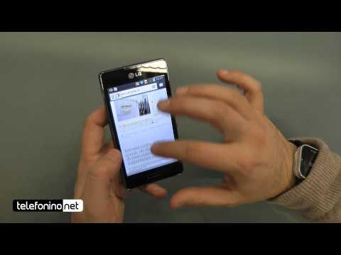 MWC2013 - LG Optimus L5 II videopreview da Telefonino.net