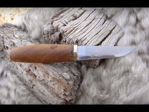Knife Forging all steps amateur