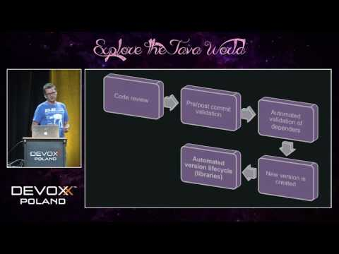 Devoxx Poland 2016 - Szczepan Faber - Scaling engineering at LinkedIn California