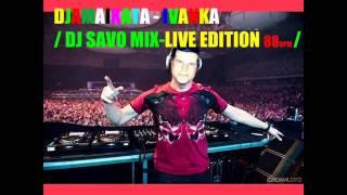 DJAMAIKATA IVANKA {DJ SAVOMIX LIVE EDITION MIX 88 BPM }2015 Resimi
