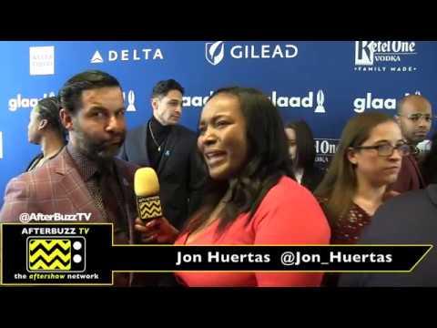 Jon Huertas | 29th Annual GLAAD Media Awards