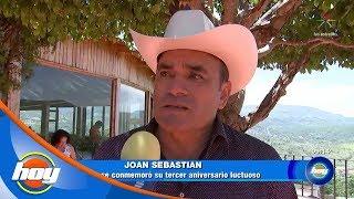 'Joan Sebastian sufrió demasiado', Marcos Figueroa | Hoy
