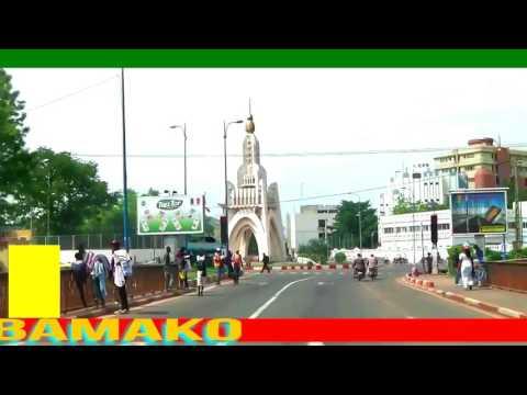Bamako une ville qui se développe 2017