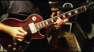 The Beatles - Old Brown Shoe guitar solo