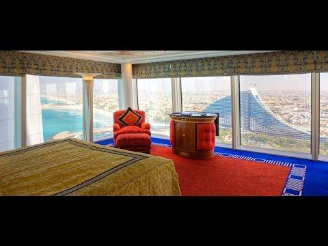Burj Al Arab - One Bedroom Panoramic Suite