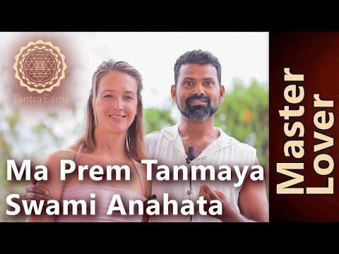Master Lover Retreat 2019 (Tantric Holidays In Corfu) Swami Anahata & Ma Prem Tanmaya