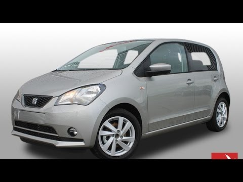 seat mii 1 0 sport connect automaat youtube. Black Bedroom Furniture Sets. Home Design Ideas