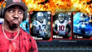 MOTIVATORS PACK OPENING & 1ST SEASON GAME! Madden 17 Ultimate Team Gameplay Ep. 10