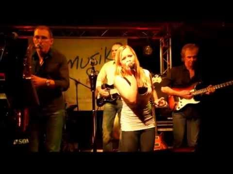 Unchain my heart live by DownTown Group 2014