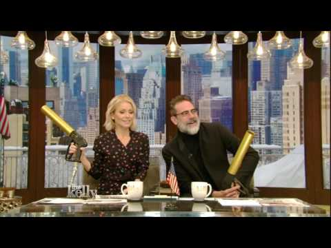 Jeffrey Dean Morgan Talks About His Inches