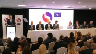 El presidente participa del Cierre de la 74°Asamblea General de la Sociedad Interamericana de Prensa