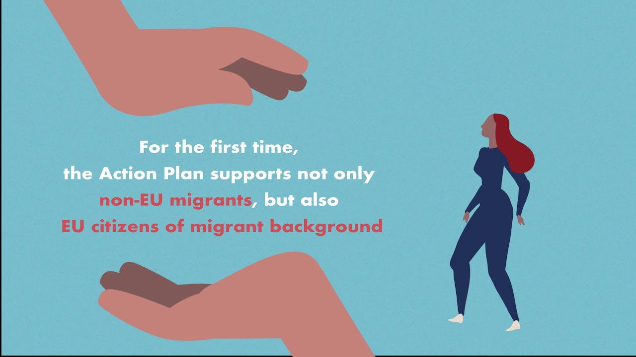 The EU Action Plan on Integration and Inclusion (2021-2027) explained