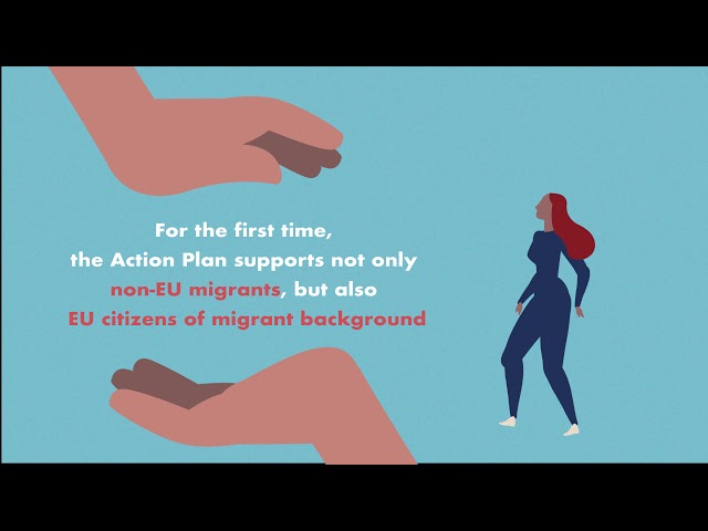 The EU's 2021-2027 Action Plan on Integration and Inclusion explained
