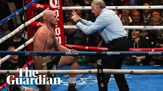 Fury says Wilder draw is worst judging decision he's ever seen