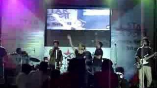 "Bangla Rock Band-Cactus ""Mon"" live-City Centre  2008"