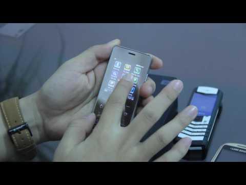 Trên tay điện thoại Xiaomi s9 độc trong suốt trung quốc