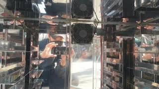 주방백서 현장에서 발효기 영상입니다.