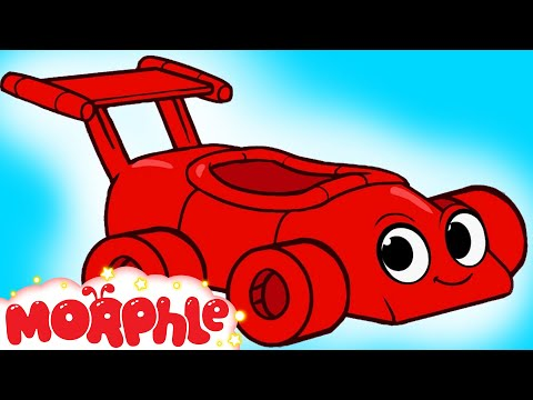 My Red Racecar (Non-Stop Kids TV) + ALL EPISODES of My Magic Pet Morphle + Repeat