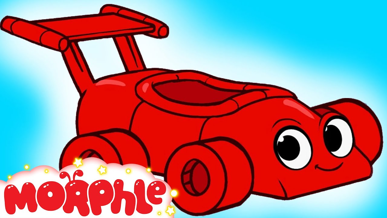 My Red Racecar - My Magic Pet Morphle