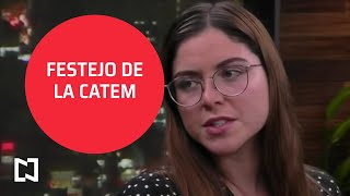 Amlo Asiste A Festejo Sindical De La Catem - Punto Y Contrapunto