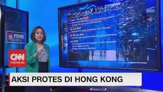 Perjalanan Panjang Aksi Pro-demokrasi Hong Kong