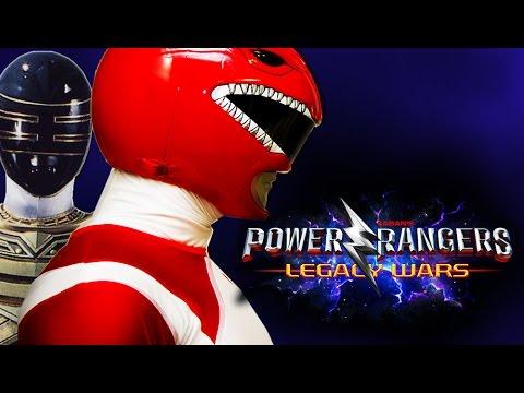 [LIVE] Power Rangers: Legacy Wars JASON Red Ranger OP!  Good as GOLD