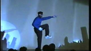 MR. ROBOT BREAKDANCE SENSATION 1984 Flash TOP