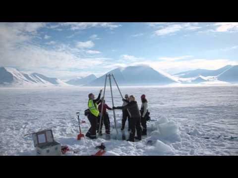 Svalbard timelapse compilation