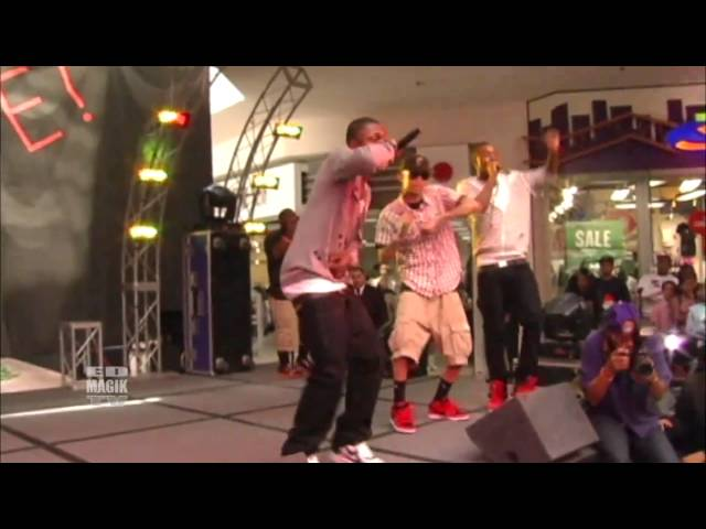Cali Swag District - Teach Me How To Dougie in Concert  at BHCP Live!