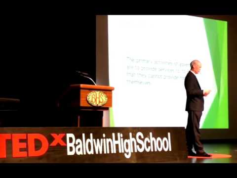 Local Government-A Model for American Democracy | Jim Nowalk | TEDxBaldwinHighSchool