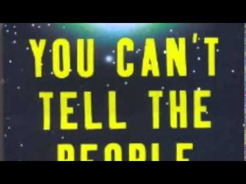 You Can't Tell the People • Georgina Bruni Rendlesham Forest UFO Mystery