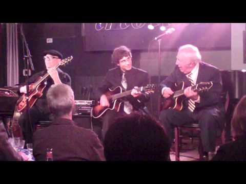 Bucky Pizzarelli, Howard Alden and Jimmy Bruno Tonight