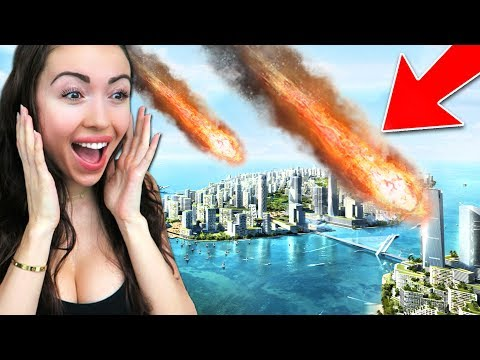 METEOR HIT OUR CITY!!