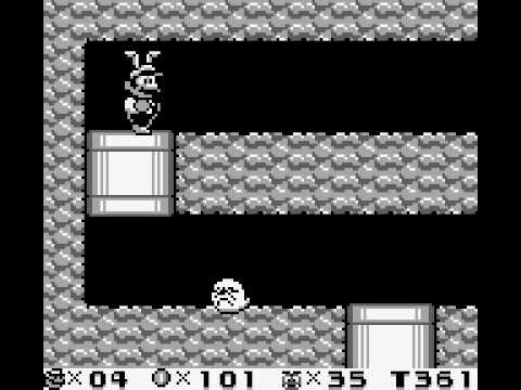 TAS Super Mario Land 2 6 Golden Coins GB in 21:43 by andymac