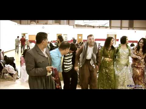Kurdish Party never seen it before 2011 kurdish Halparke dance USA